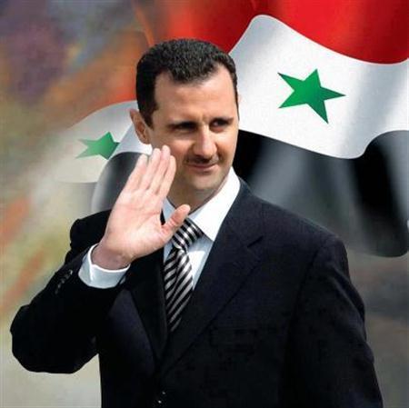 بشار الأسد : لست وحشيا ولا ديكتاتورا  وآمل أن يشهد التاريخ أننى حميت بلادى من الاٍرهاب 48741_6_1354435792