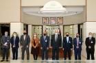 رئيس ديوان الخدمة المدنية يزور جامعة الشرق الأوسط