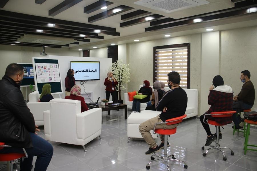 حاضنة الأعمال في جامعة الزرقاء تنظم ورشة تدريبية بالتعاون مع مؤسسة نهر الأردن