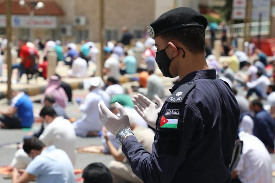 رجال الأمن العام تميز وتكريم