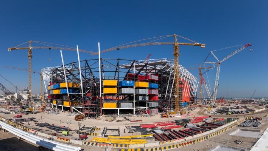 جسور يلقي الضوء على جهود قطر لاستضافة أول نسخة محايدة الكربون من المونديال