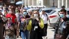فلسطين 26 وفاة و2525 إصابة جديدة بفيروس كورونا