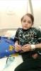الطفل أمير يناشد جلالة الملك انقاذه من الموت والتكفل بعلاجه من مرض التليف الكيسي - صور وفيديو