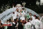 بالصور و الفيديو ..«جفرا» ترصد احتفالية تتويج المارد الأخضر بلقب دوري المحترفين 2020