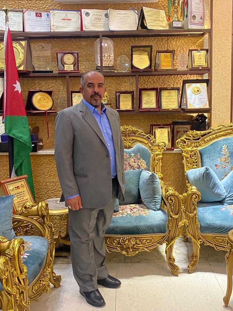 رامي الشيحان ..الحمد لله على السلامة