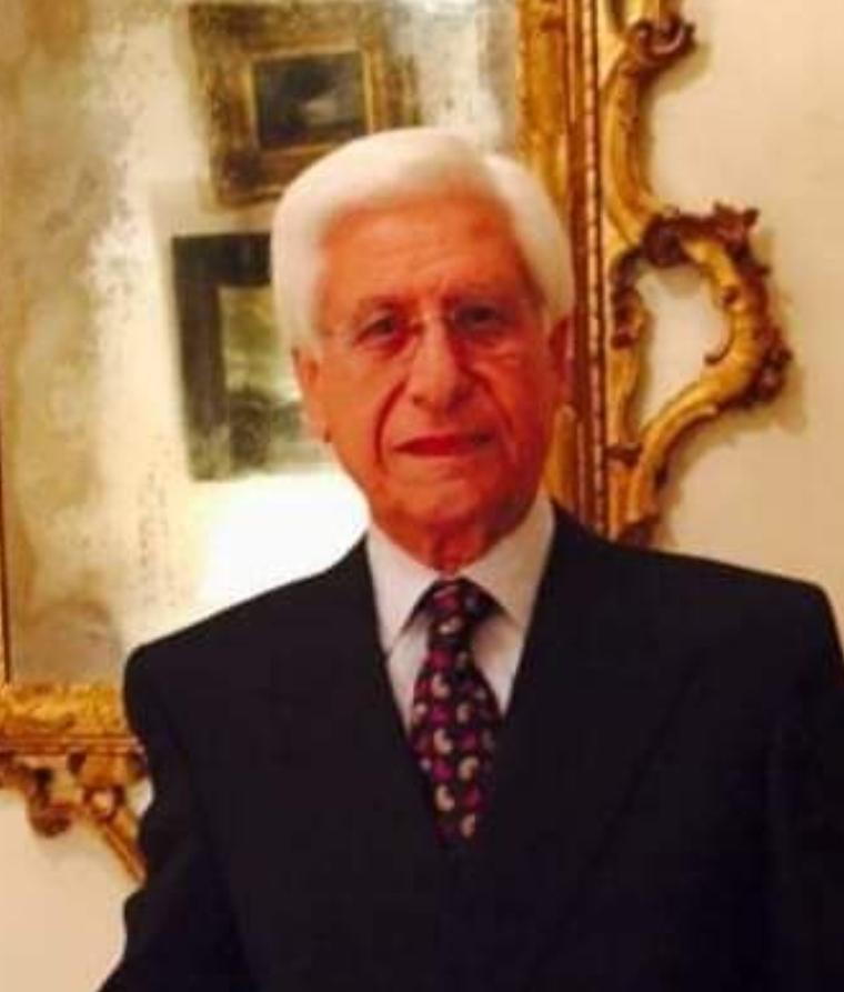 الأب نبيل حداد ينعى الإعلامي الأردني سامي حنا