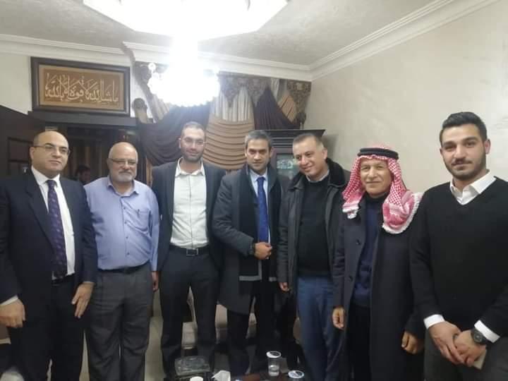 عبدالله ابوخضير يولم على شرف عدد من الشخصيات الرسمية