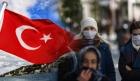 انخفاض معدل وفيات وإصابات كورونا بتركيا