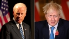 مباحثات بين جونسون وبايدن لـ ترسيخ التحالف بين بلديهما