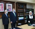 المحامية اية تيسير الخطيب مبارك أداء القسم للمحامين