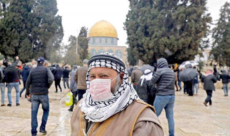 فلسطين: 7 وفيات و859 إصابة جديدة بكورونا