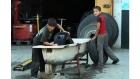 طلبة من جامعة اليرموك ينفذون حملة لمكافحة عمالة الاطفال
