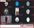 ندوة في جامعة الشرق الاوسط MEU حول المَعْرِفَة الرقمية وعصر التجمعات الرقمية
