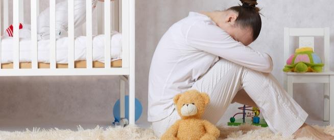 علامات تظهر على المرأة قبل إصابتها باكتئاب ما بعد الولادة