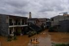 مصرع 70 شخصا بفيضانات في الهند