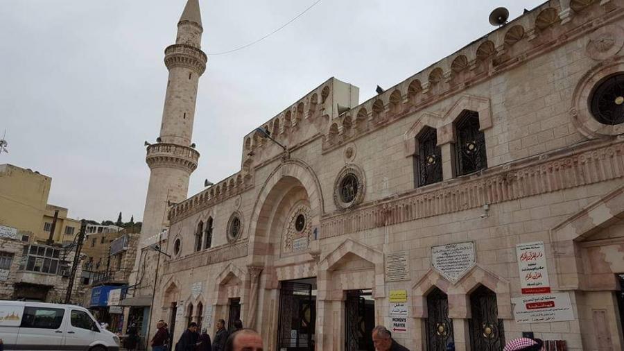 الحسيني.. حارس الدين في عاصمة الهاشميين