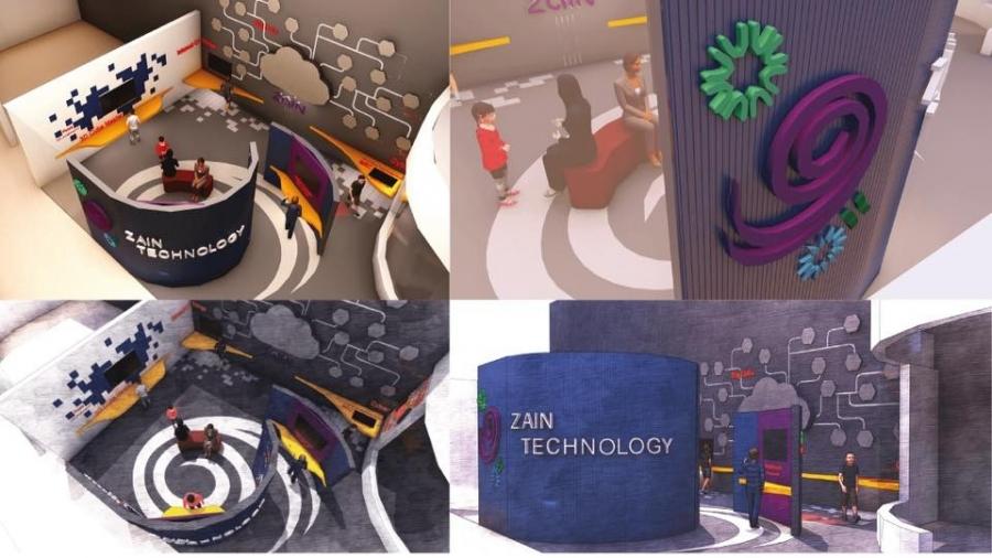 منصّة زين ومصنع الأفكار يقدمان دعمهما لمسابقة تصميم معروضة تفاعلية لمنطقة التكنولوجيا في متحف الأطفال الأردن