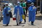 العراق يحذر من خطر انتشار سلالة كورونا الجديدة
