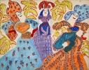 الإمارات تحتفي بأيقونة الفن الجزائري باية محي الدين