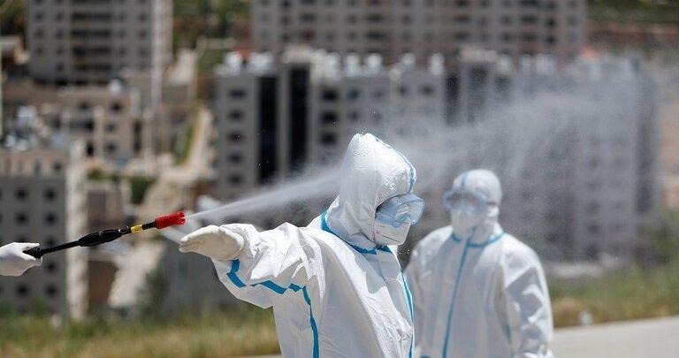 فلسطين : 34 وفاة و988 إصابة جديدة بفيروس كورونا