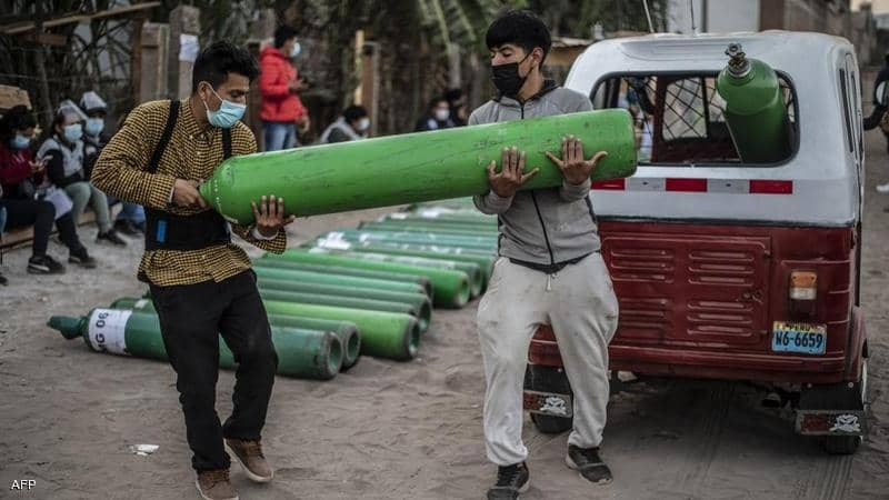 الهند تسجل زيادة قياسية يومية بإصابات كورونا