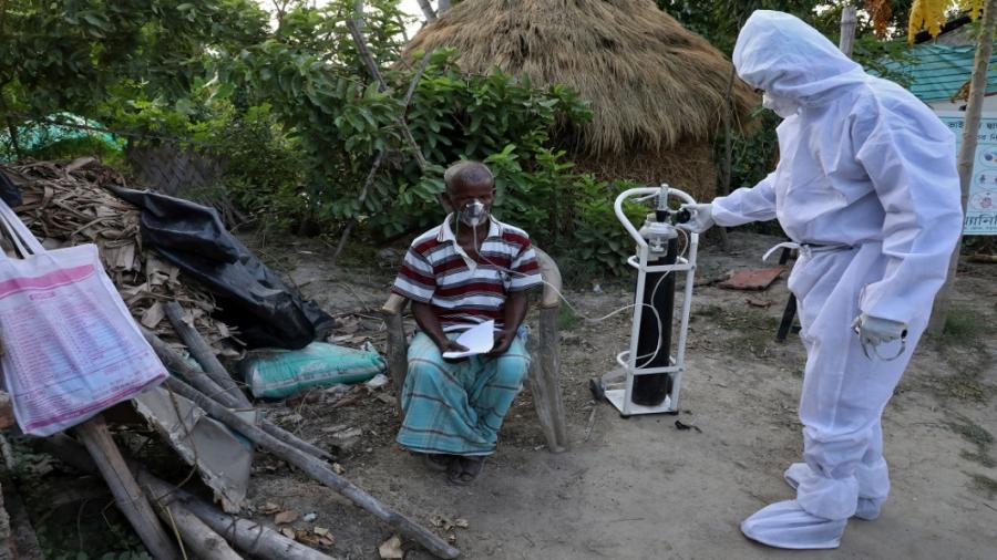 عدد حالات الإصابة بالفيروس في الهند يتجاوز 27 مليونا