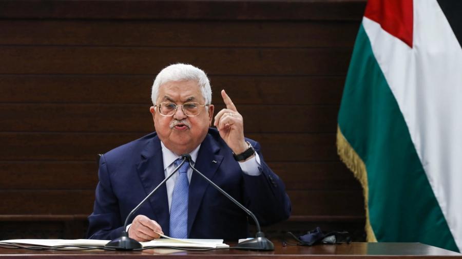 عباس: اعتراف حماس بقرارات الشرعية الدولية شرط للمصالحة وتشكيل حكومة وحدة وطنية